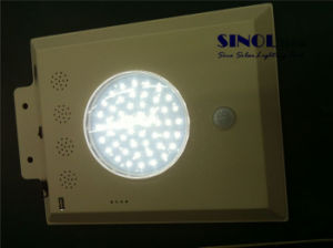 5W Integrated Solar Powered Garden Street Lights LED Outdoor PIR Motion Sensor (SNSTY-205) pictures & photos