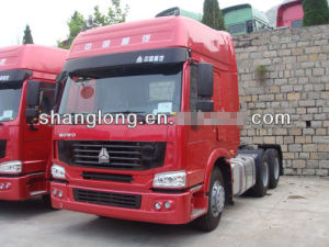 HOWO Tractor Truck pictures & photos
