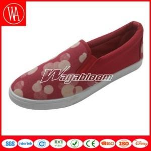 Comfort Flat Canvas Shoes Plain Casual Shoes pictures & photos