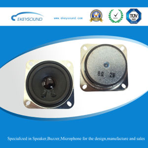 """2.6"""" Foam Speaker for Play Music pictures & photos"""