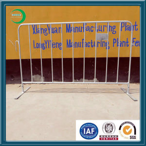 Hot Dipped Galvanized Ccb Temporary Fence Crowd Control Barrier Sales by Factory pictures & photos