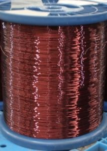 Pew / Qz Polyester Enameled Copper Wire pictures & photos