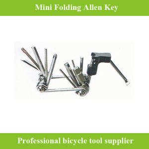 High Quality Folding Hex Key Bike Tools for Cycle pictures & photos