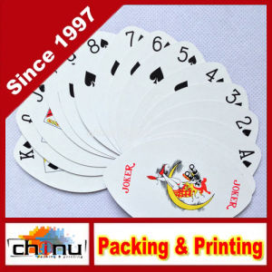 Different Shapes Playing Cards (430019) pictures & photos