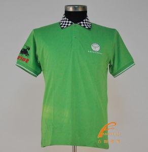 DIY Fashion Men′s Cotton Polo T-Shirt