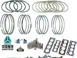 HOWO Sino Foton Heavy Truck Engine Spare Parts Piston Ring pictures & photos