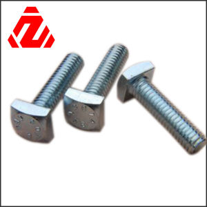 Carbon Steel Square Head Bolts Made in China pictures & photos