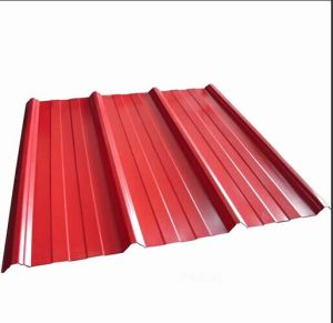 Red Good Quality Competitive Roofing Sheet pictures & photos