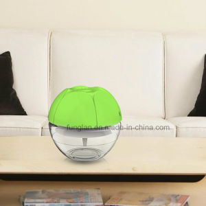 China Supplier Mini Air Purifier with LED and USB pictures & photos