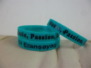 High Quality Customized Personalized Logo Friends Bracelets for Gifts P030809
