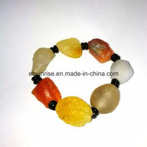 Natural Gemstone Carnelian Crystal Bracelet pictures & photos