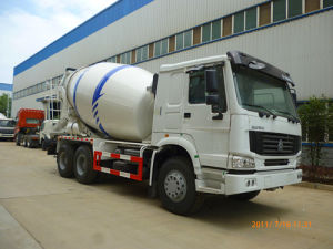HOWO Concrete Mixer Truck for 8m3 (ZZ1257N3241) pictures & photos