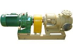 Nyp High Viscosity Paint Gear Pump pictures & photos