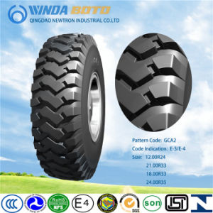 OTR Tyre for Articulated Dumpers Rigid Dumpers Graders 12.00r24 pictures & photos