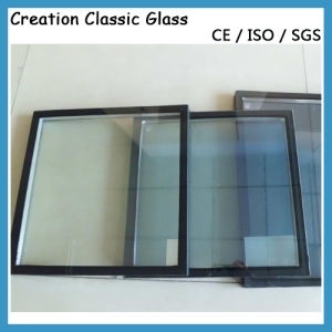 Soundproof Low-E Coated Insulated Glass Used in Building, Window pictures & photos