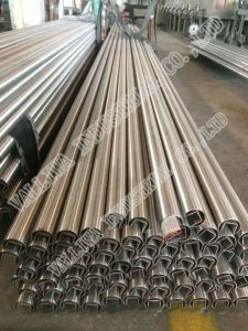Elliptical Stainless Steel Pipe pictures & photos
