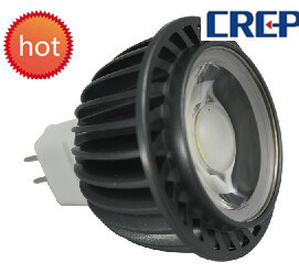 AC/DC12V 6W 450lm MR16 Base LED Spotlight pictures & photos