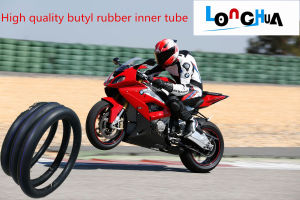 Longhua Tyre Supply High Quality Motorcycle Inner Tube (3.00-17) pictures & photos