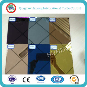 2-8mm High Quality Colored Mirror for Decoration pictures & photos