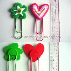 Custom Plastic Paper Clip pictures & photos