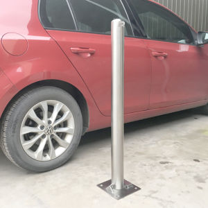 Manual Removable Bollard SS-RB09 pictures & photos