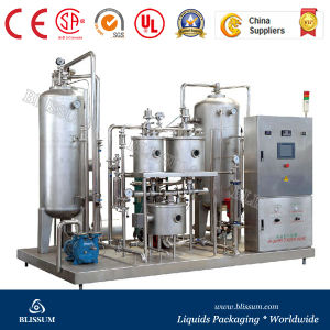 Carbonated Drinks CO2 Water Mixing Machine pictures & photos