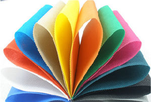 PP Spunbond Non-Woven Fabric with High Quality pictures & photos
