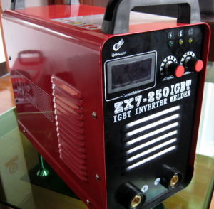 250AMP Inverter Based Stick Welder (IGBT) pictures & photos
