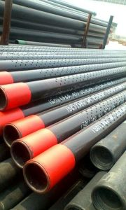 H40/K55/J55/N80/L80/P110 API-5CT Steel Casing Pipe for Well Construction pictures & photos