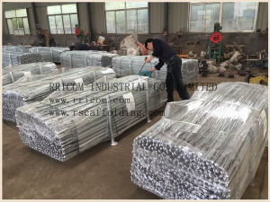 Galvanized Angel Scaffolding Cross Brace for Contrution Use pictures & photos