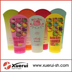 Special Shape Color Plastic Cosmetic Soft Tubes pictures & photos