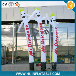 High Quality Custom Logo Advertising Dancing Man Inflatable Sky Tube Air Dancer pictures & photos