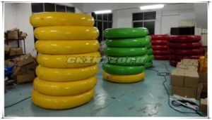 Colorful Airtight Inflatable Water Floating Pad Wholesale Price