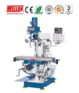 Universal Milling & Drilling Machine (Universal Milling Machine ZX6350ZA) pictures & photos
