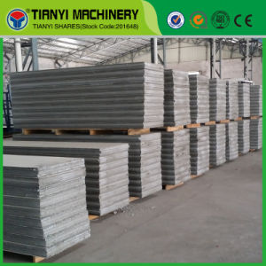 Insulated EPS Wall Panel Making Production Line pictures & photos