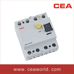 Ceb7l 4p Residual Current Device pictures & photos
