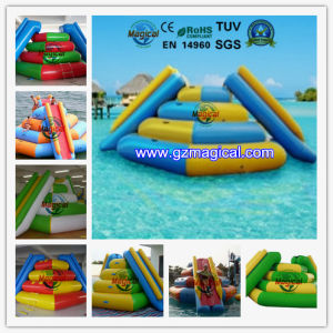 Outdoor Durable Inflatable Water Slide Inflatable Water Climbing for Sale (MIC-049) pictures & photos