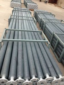 Hot Galvanized Finned Pipe pictures & photos