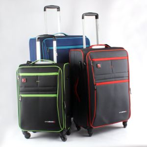 Aluminium Trolley Luggage for Travelling pictures & photos
