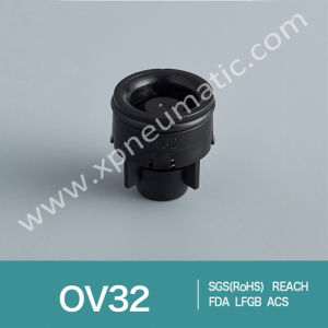 Non Return Half Round Plastic Cartridge Check Valve Manufacturer in China Ov20 pictures & photos