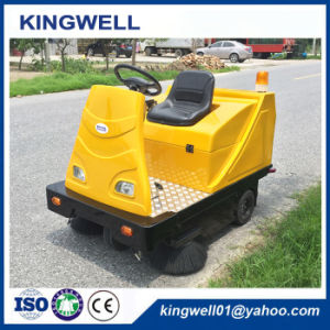 Hot Sale Battery Road Sweeper for Cleaning Road (KW-1360) pictures & photos