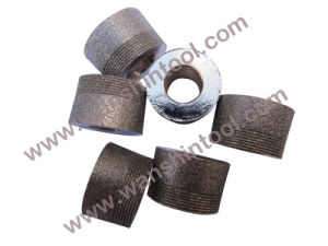 Electroplated Diamond Roller Diamond Wheel pictures & photos