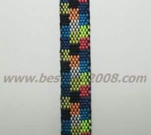 High Quality Polyester Jacquard Strap for Bag#1412-31c pictures & photos