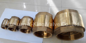 Brass Spring Check Valve (YD-3001) pictures & photos