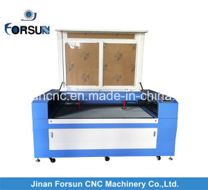 CE Supply CO2 Laser Machine for Garment/Fabric/Acrylic/Plastic