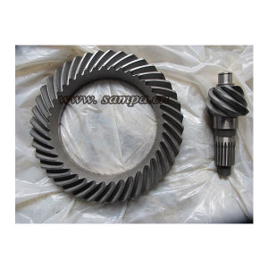 Crown Wheel and Pinion Final Gear for Mitsubishi Canter Corona Y Pinon pictures & photos