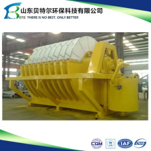 Disc Ceramic Vacuum Filter Sludge Treatment Facility pictures & photos