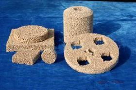 Zirconia Ceramic Foam Filter Steel Alloy Foundry Ceramics pictures & photos