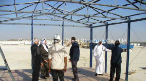 Prefabricated Shed Steel Structure Warehouse (SL-0049) pictures & photos