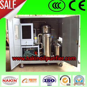 Series Tyk Vacuum Fire-Resistant Oil Purifier (EH oil purifier) pictures & photos